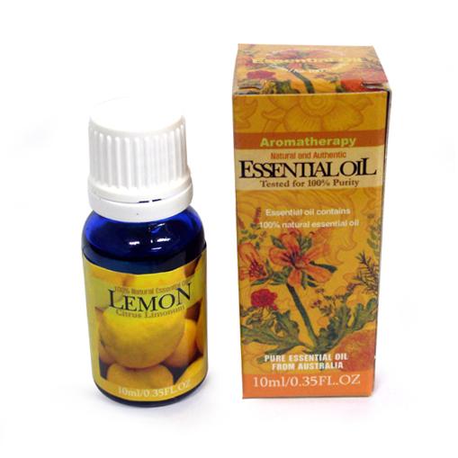 허브조아 레몬 에센셜오일 10ml (Lemon)