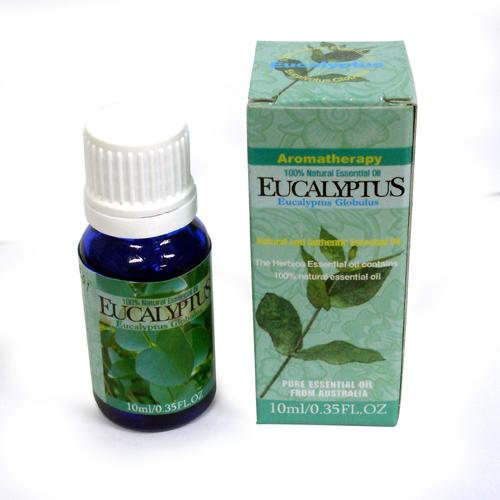 허브조아 유칼립투스 에센셜오일 10ml (Eucalyptus)